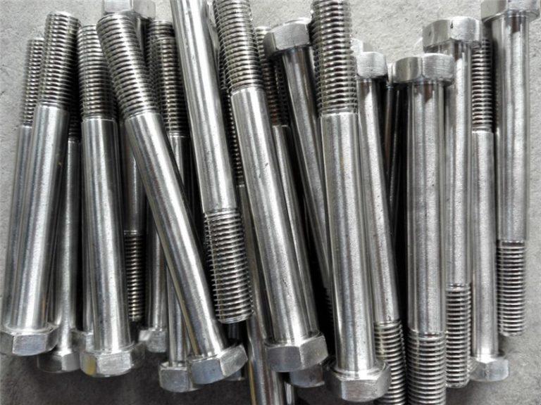 인코넬 600 소음 2.4816 니켈 볼트 제조 기계 가격