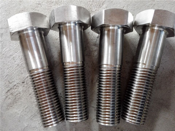 Nitronic 50 xm-19 육각 볼트 DIN931 UNS S20910