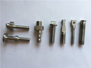 No.40 티타늄 골드 CNC 기계 자전거 볼트