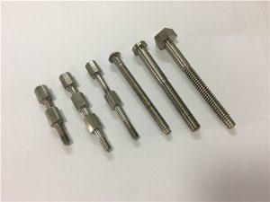 41-CNC 티타늄 기계 부품 볼트 및 너트