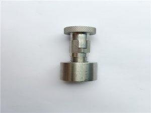 No.95-SS304, 316L, 317L SS410 둥근 너트가있는 캐리지 볼트, 비표준 패스너