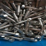 OEM 비표준 철강 자동차 패스너 판매