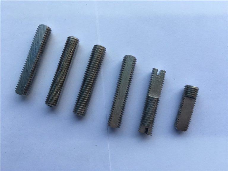 중국에서 우수한 품질의 전체 스레드 티타늄 용접 볼트 스테인레스