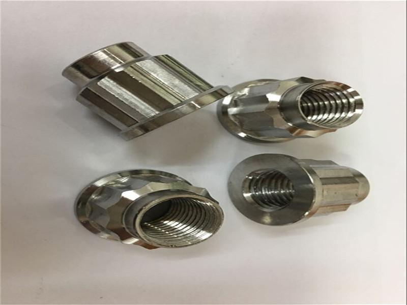 패스너 OEM & ODM 제조업체 표준 스테인레스 스틸 나사 너트 및 볼트 공장 중국