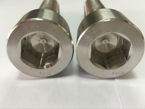 패스너 제조업체 DIN 6912 티타늄 육각 소켓 헤드 볼트